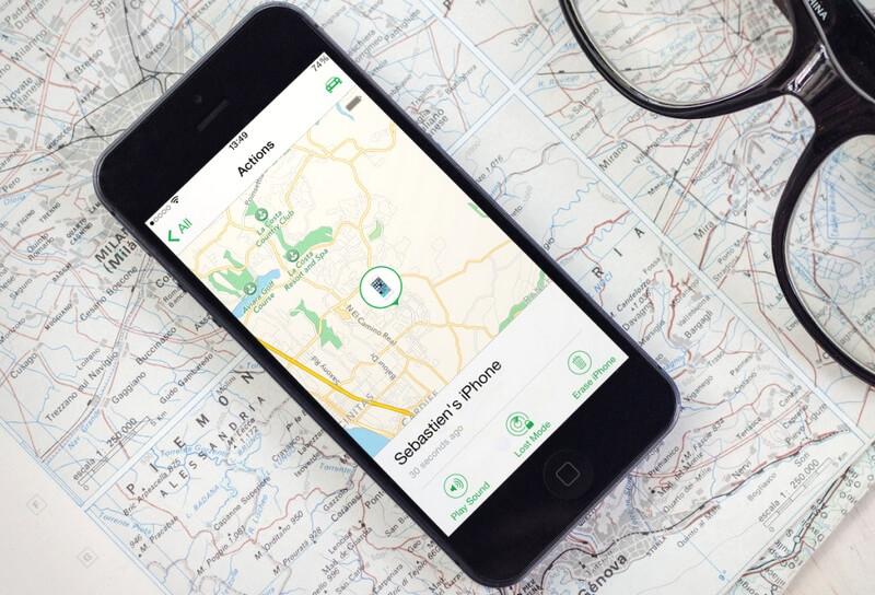 localiser un portable dans le monde entier